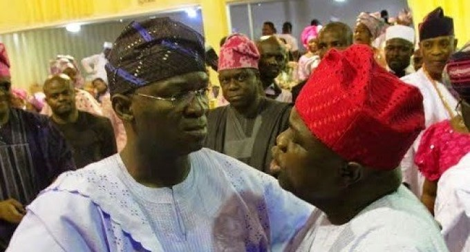 Rumble in Fashola's Circle…As Outgoing Governor Ambode's Much Vaunted Ministerial Appointment Threatens His Slot