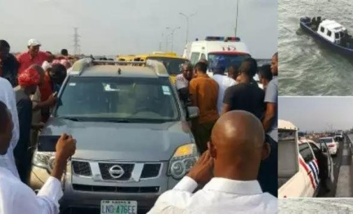 Sad! Doctor jumps into Lagos lagoon