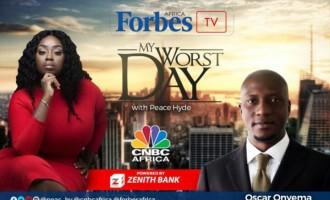 Nigerian Stock Exchange Boss, Oscar Onyema Reveals His Worst Day in Business
