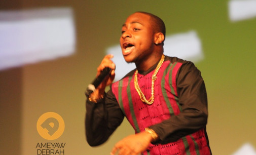 Davido in another scandalous mess
