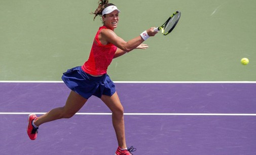 Jo Konta becomes first Brit to win Miami Open