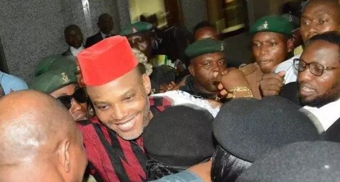 S'East govs meet Nnamdi Kanu, plan talks with IPOB