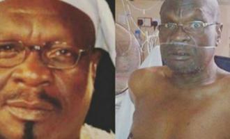 Veteran actor, Olumide Bakare is dead