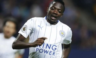 Ahmed Musa arrested by British Police for allegedly beating up wife