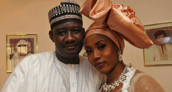 Pride of a General…Ibrahim Babangida's daughter, Halima marries in a grand style