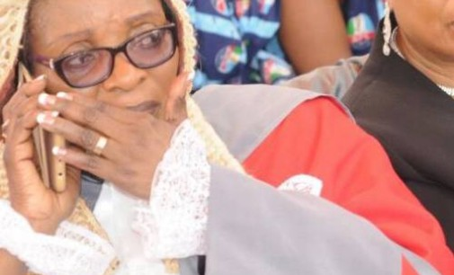 Shame! Acting Ondo Chief Judge, Temitayo Osoba, caught in age falsification scandal