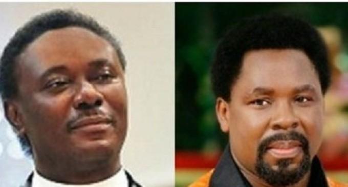 The unending war between Chris Okotie and TB Joshua