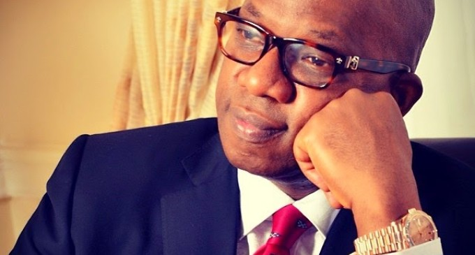 Glad Tidings! Dapo Abiodun Becomes CAC Chairman