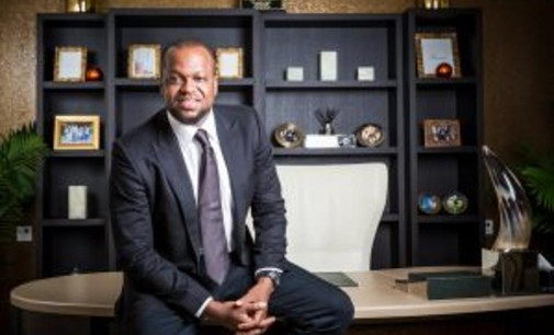 FORBES EXCLUSIVE! Good Samaritan… Billionaire Businessman, Igho Sanomi, Raises $1.5 Million For Cancer Research UK