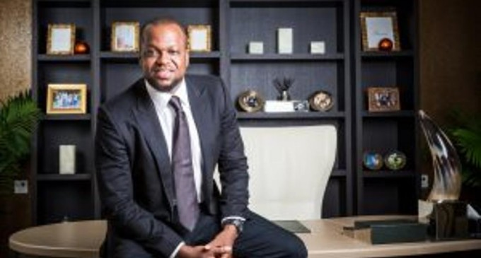 FORBES Exclusive! How Nigerian Oilman Igho Charles Sanomi II Built A Commodities Trading Giant In Nigeria