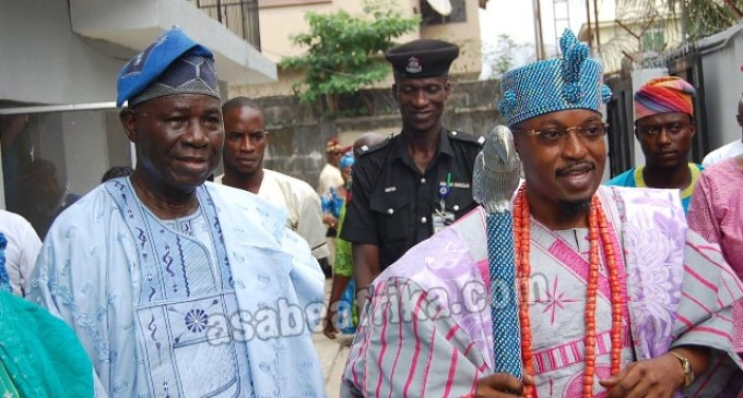 When two elephants fight…as Oluwo of Iwo and High Chief Abiola Ogundokun engage in verbal slugfest