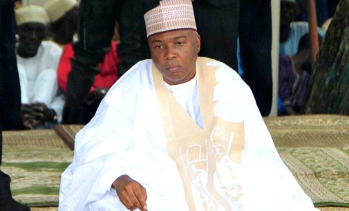 Ramadan: Saraki urges Muslims to pray for Buhari, Nigeria