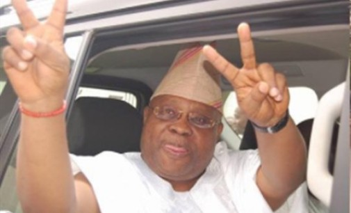 Calm Down: Dancing Senator, Adeleke cannot be governor now…See how Tinubu won cases at Appeal Court
