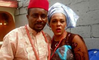 My ex-wife is running for her life –Emeka Ike