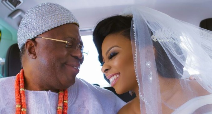 Another royal wedding to remember…as Oba Adedapo Tejuosho gives out another daughter in marriage