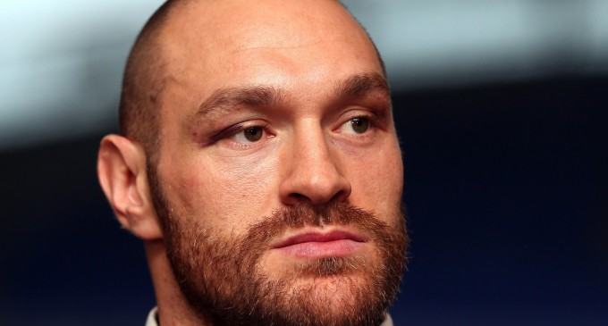 I want to fight Joshua in Lagos – Fury