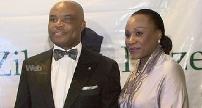 Breaking!  Fear of creditors, Oil Mogul, ABC Orjiakor buys Afren Tower in wife, Henrietta Orjiako's name.