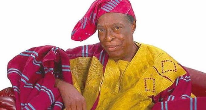 Adebayo Faleti died after morning prayer, says son