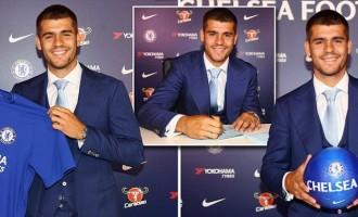 Chelsea Most Expensive Player, Alvaro Morata Unveiled