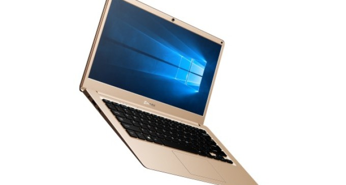 Meet the GTX: World's slimmest 14-inch notebook