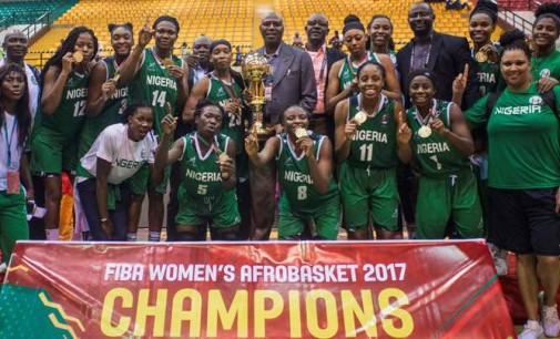 Zenith Bank congratulates golden D'Tigress …pays special tribute to league ambassadors