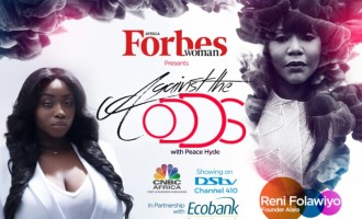 """""""Women are created to rule the world"""", Reni Folawiyo on Forbes Woman Africa, Against The Odds with Peace Hyde"""