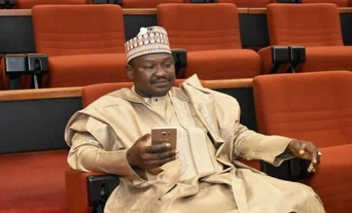 Corruption: Police declare Misau a deserter, probe him for forgery