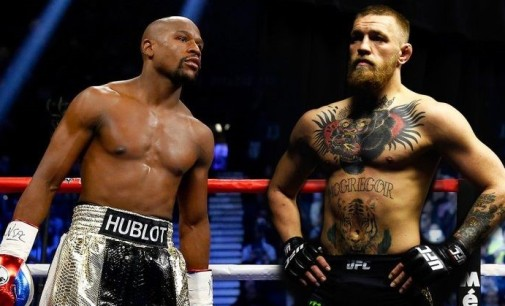 Mayweather defeats McGregor in 10 rounds