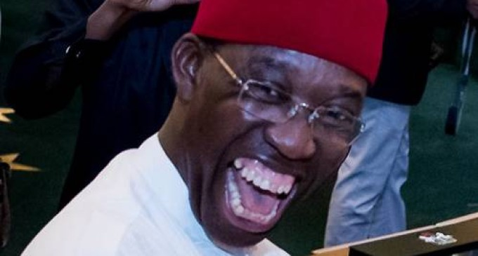 Breaking: Okowa and Daughter Incorporated…Before Delta Governor Turns State Into Family Business