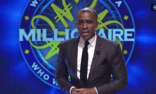 Frank Edoho dropped as WWTBAM host