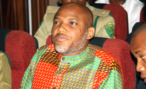 FG links 2,671 seized rifles to Nnamdi Kanu