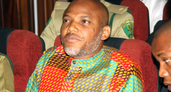 Troops launch manhunt for Kanu as probe of foreign links begins