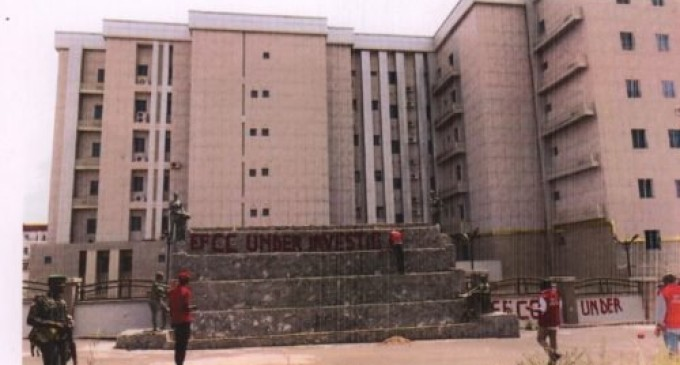 EFCC traces Abuja posh assets to Jonathan's wife