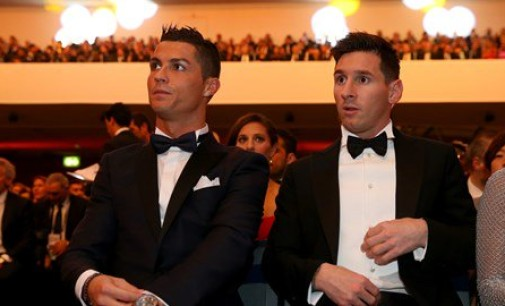 FIFA Best Player award: Messi votes for Ronaldo