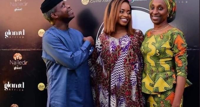 Vice President Osibanjo Dauther Kiki Open A Multi Million Naira Beauty Shop [Read More ]