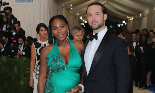 Serena Williams Withholds Baby's Picture for Big Money