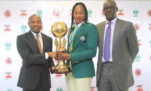 Zenith Bank receives D'Tigress