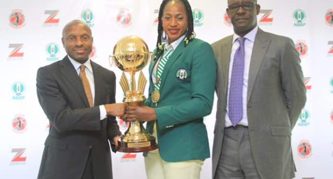 Zenith Bank receives D'Tigress