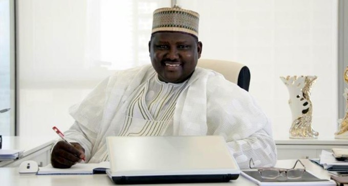 Maina ran bank account through sms, email, EFCC tells court