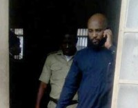 Breaking! Marital Tragedy…  Court Remands Atiku Abubakar's son, Aminu in Cell.
