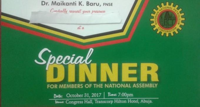 Baru tried to bribe Senators, cancels controversial Transcorp dinner