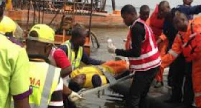 One die, 19 rescued in boat mishap
