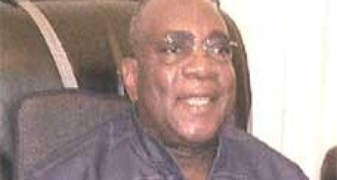 Former Chief of Army Staff, General Victor Malu is dead