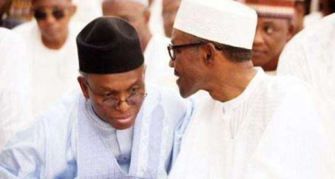 BREAKING: Buhari backs El-Rufai's planned sack of 22,000 Kaduna teachers