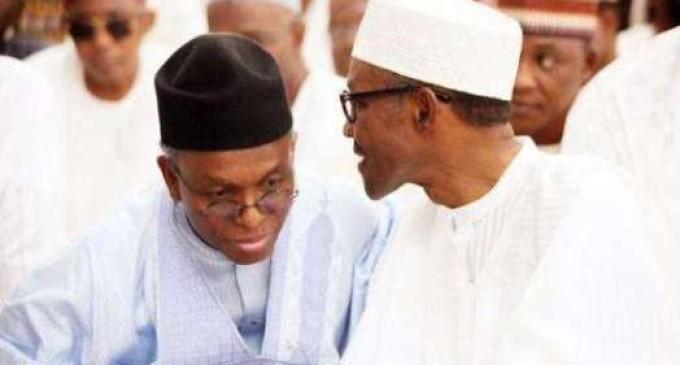 El-Rufai Visits Buhari, says I'm Alive
