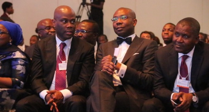 BFF! Immortal Bond Between Access Bank's Aig Imoukhuede And Herbert Wigwe