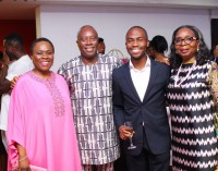Update: See How Muyiwa Bakare's Wife Lavish 50th Birthday Party Put Him Trouble With Bankers