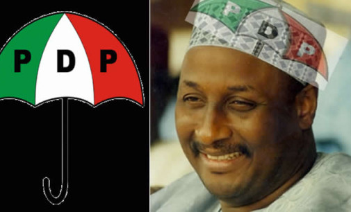 PDP Convention: Tension mounts over N9b inherited from Muazu