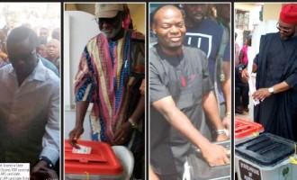 Anambra: Early returns favour Obiano, Nwoye