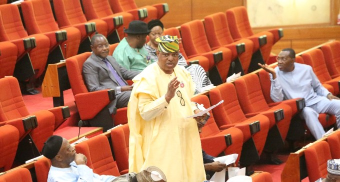 Ashafa Protects Amaechi, Buhari At Senate Committee Meeting On Stalled Eastern Rail Line